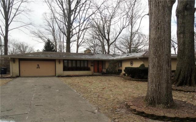 2329 Shady Lane, Anderson, IN 46011 (MLS #21617603) :: Mike Price Realty Team - RE/MAX Centerstone