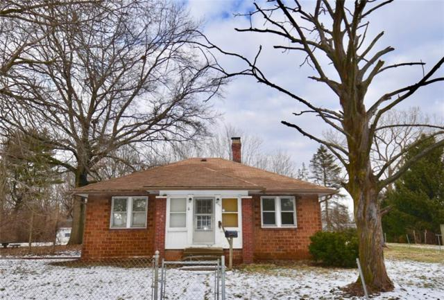 4504 W Ohio Street, Indianapolis, IN 46222 (MLS #21617627) :: The ORR Home Selling Team