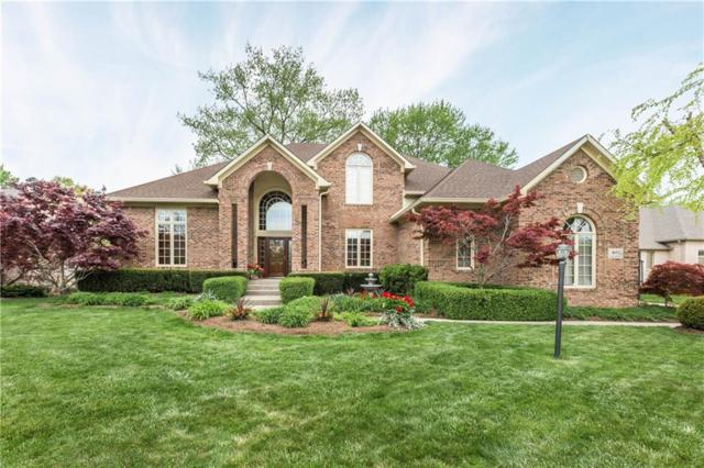 4652 Waters Edge Way, Greenwood, IN 46143 (MLS #21617634) :: The Indy Property Source