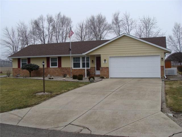 919 S Yorkchester Drive, Yorktown, IN 47396 (MLS #21617718) :: The ORR Home Selling Team
