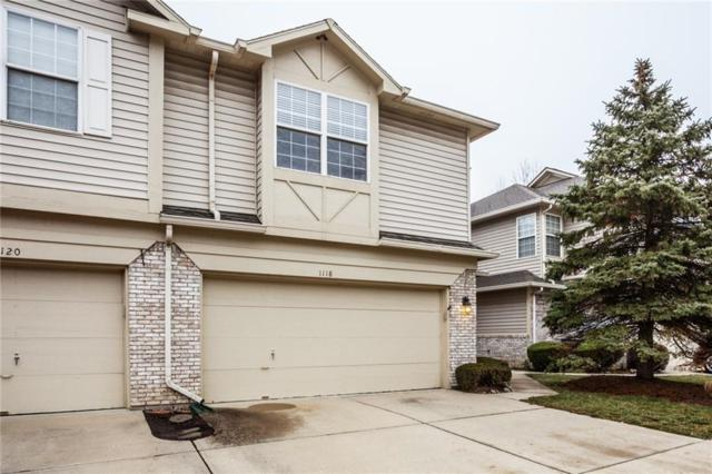 1118 Grovewood Drive, Beech Grove, IN 46107 (MLS #21617736) :: The Indy Property Source