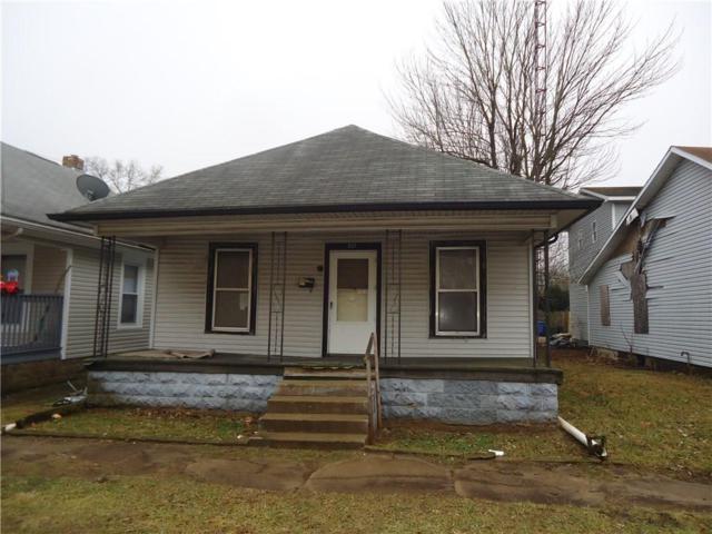 653 E Jackson Street, Shelbyville, IN 46176 (MLS #21617783) :: The ORR Home Selling Team