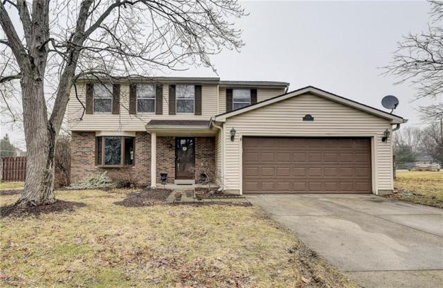 8626 Amy Lane, Indianapolis, IN 46256 (MLS #21617819) :: Mike Price Realty Team - RE/MAX Centerstone