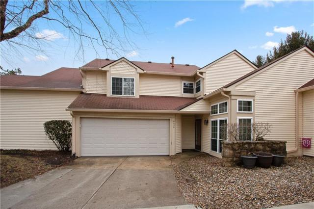 6430 Bay Vista Court, Indianapolis, IN 46250 (MLS #21617842) :: The Indy Property Source