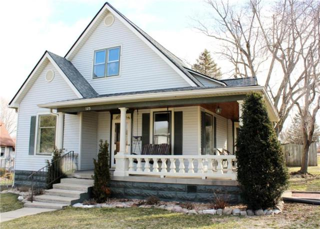 125 N Indiana Street, Mooresville, IN 46158 (MLS #21617911) :: The Indy Property Source