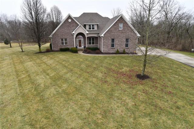 10779 N Vista Ridge Lane, Mooresville, IN 46158 (MLS #21617914) :: Mike Price Realty Team - RE/MAX Centerstone