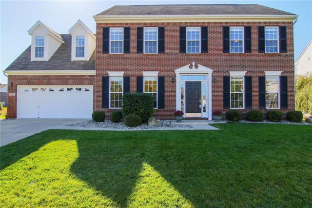 3261 Glenwillow Court, Bargersville, IN 46106 (MLS #21617959) :: The Indy Property Source
