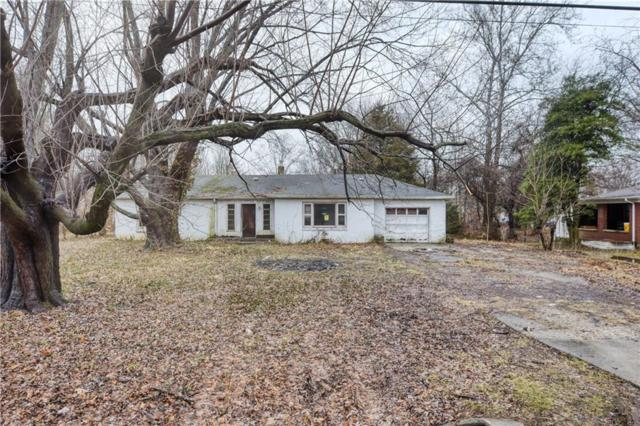 1648 W 58th Street, Indianapolis, IN 46228 (MLS #21617989) :: The Indy Property Source