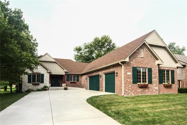843 Wilderness Lane, Greenwood, IN 46142 (MLS #21618004) :: The ORR Home Selling Team