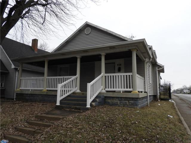 301 N Forest Avenue, Indianapolis, IN 46201 (MLS #21618017) :: Richwine Elite Group