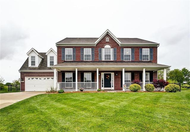 3321 Glenwillow Court, Bargersville, IN 46106 (MLS #21618019) :: The Indy Property Source
