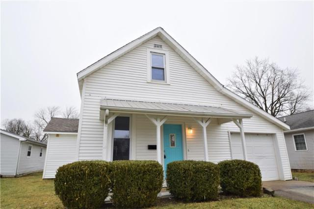 922 W Main Street, Portland, IN 47371 (MLS #21618060) :: The ORR Home Selling Team