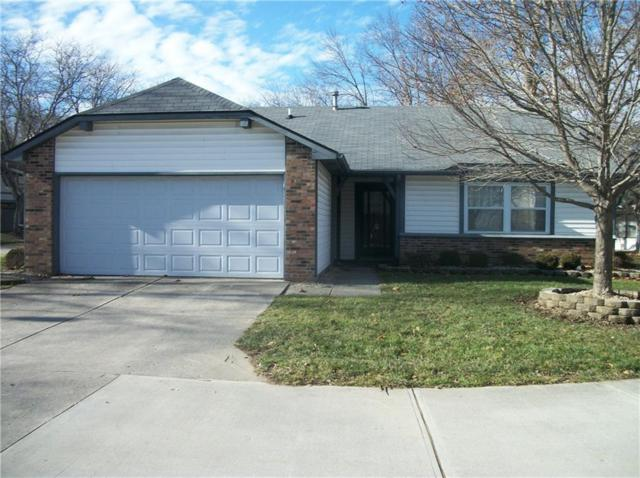 3171 Valley Farms Road, Indianapolis, IN 46214 (MLS #21618075) :: The Evelo Team