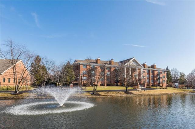 8690 Jaffa Court West Drive #11, Indianapolis, IN 46260 (MLS #21618080) :: Mike Price Realty Team - RE/MAX Centerstone