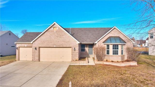 12548 Castilla Place, Indianapolis, IN 46236 (MLS #21618091) :: The Evelo Team