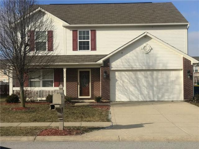 4914 Long Iron Drive, Indianapolis, IN 46235 (MLS #21618103) :: FC Tucker Company