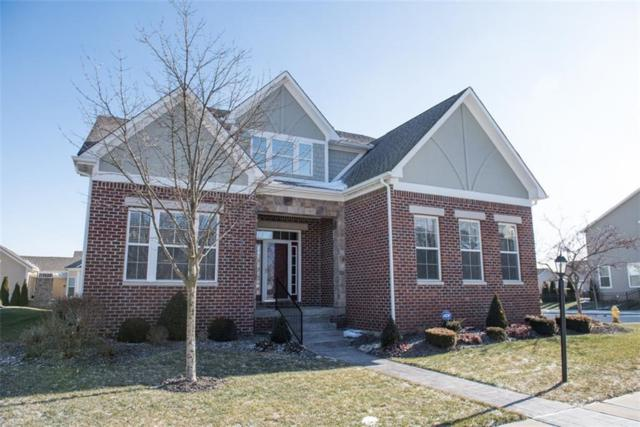 6121 Newark Drive, Noblesville, IN 46062 (MLS #21618114) :: AR/haus Group Realty