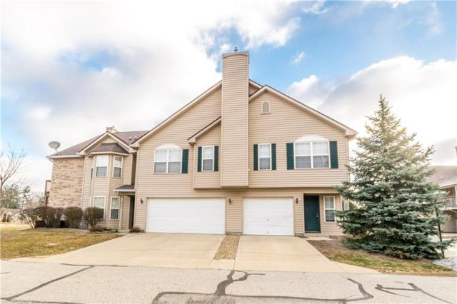 4828 Flatstone Place, Indianapolis, IN 46268 (MLS #21618125) :: The Evelo Team