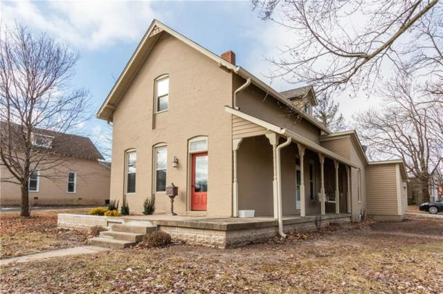 92 N Indiana Street, Danville, IN 46122 (MLS #21618164) :: The Indy Property Source