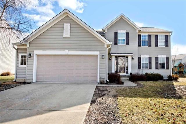 3643 Fieldstone Lane, Plainfield, IN 46168 (MLS #21618175) :: The Indy Property Source