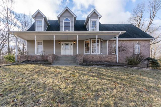 2175 Deer Lake Drive, Martinsville, IN 46151 (MLS #21618218) :: Mike Price Realty Team - RE/MAX Centerstone