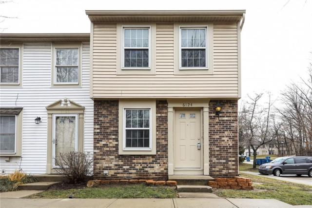 6124 E 96th Place, Indianapolis, IN 46250 (MLS #21618236) :: Richwine Elite Group