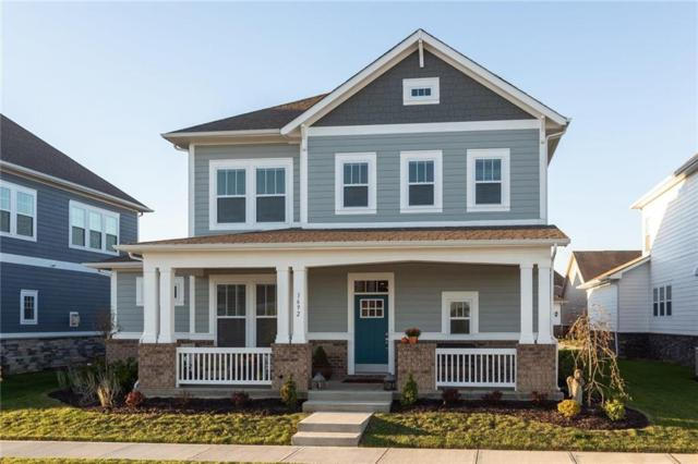 1692 Marshrose Drive, Westfield, IN 46074 (MLS #21618253) :: Richwine Elite Group