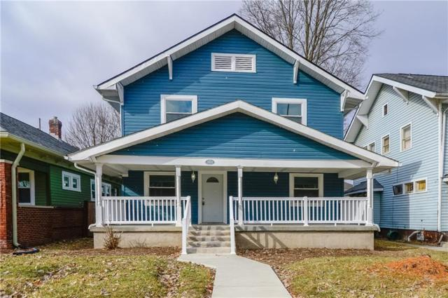 3412 N College Avenue, Indianapolis, IN 46205 (MLS #21618254) :: Mike Price Realty Team - RE/MAX Centerstone