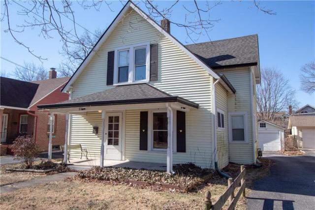 334 N Whittier Place, Indianapolis, IN 46219 (MLS #21618271) :: Richwine Elite Group