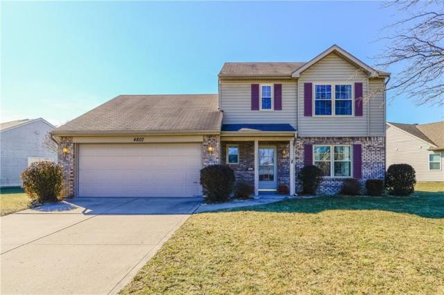 4807 Oakleigh, Greenwood, IN 46143 (MLS #21618272) :: The Evelo Team