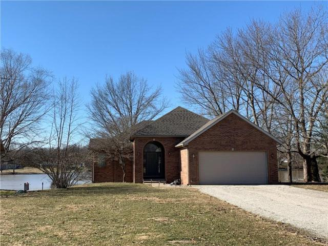 912 E Mohawk Trail, Greensburg, IN 47240 (MLS #21618274) :: Mike Price Realty Team - RE/MAX Centerstone