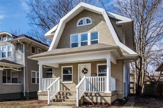 3454 Carrollton Avenue, Indianapolis, IN 46205 (MLS #21618286) :: FC Tucker Company