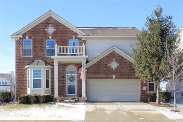 513 Stafford Drive, Westfield, IN 46074 (MLS #21618292) :: The Evelo Team