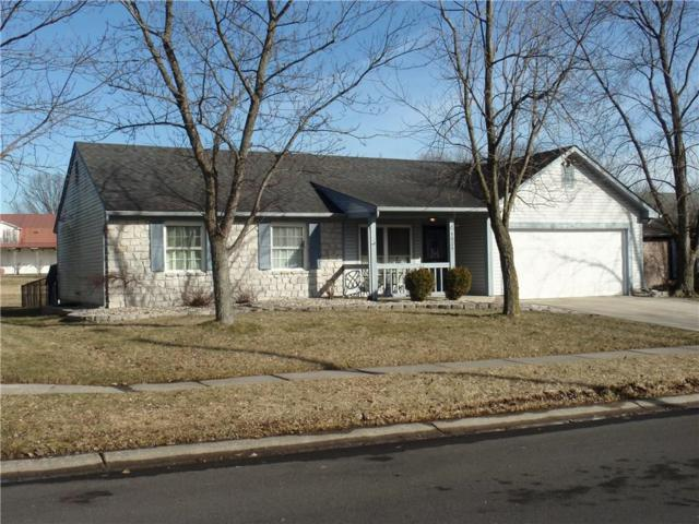 4029 William Avenue, Franklin, IN 46131 (MLS #21618294) :: The Indy Property Source