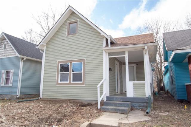 1338 Kappes Street, Indianapolis, IN 46221 (MLS #21618303) :: Mike Price Realty Team - RE/MAX Centerstone