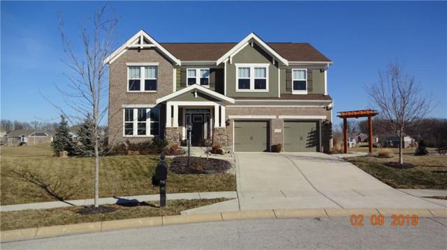17172 Bluestone Drive, Noblesville, IN 46062 (MLS #21618313) :: Richwine Elite Group