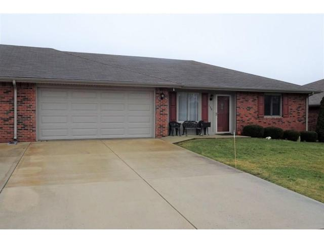 159 Saratoga Way 58 B, Anderson, IN 46013 (MLS #21618331) :: The Indy Property Source