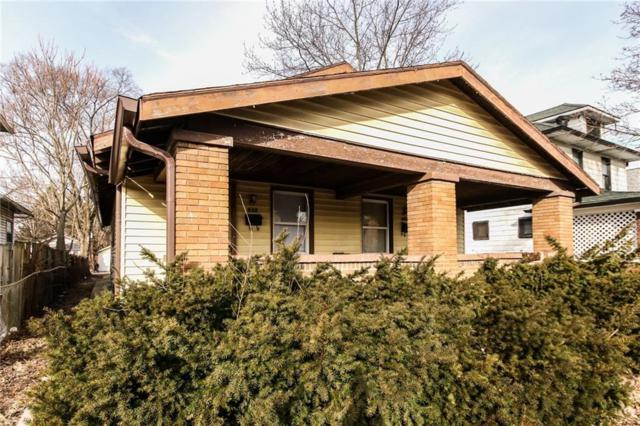 838 N Gray Street, Indianapolis, IN 46201 (MLS #21618338) :: Mike Price Realty Team - RE/MAX Centerstone