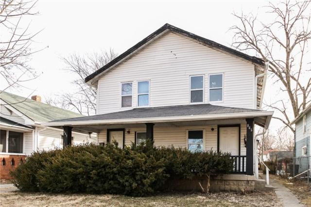 841 N Lasalle Street, Indianapolis, IN 46201 (MLS #21618343) :: Mike Price Realty Team - RE/MAX Centerstone