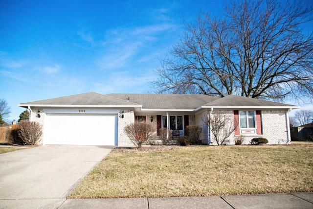1111 Cambridge Drive, Greenwood, IN 46142 (MLS #21618345) :: Mike Price Realty Team - RE/MAX Centerstone