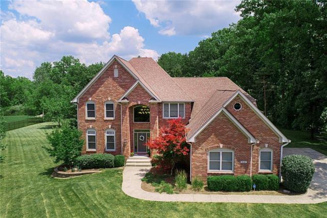 8545 Mud Creek Road, Indianapolis, IN 46256 (MLS #21618361) :: Richwine Elite Group