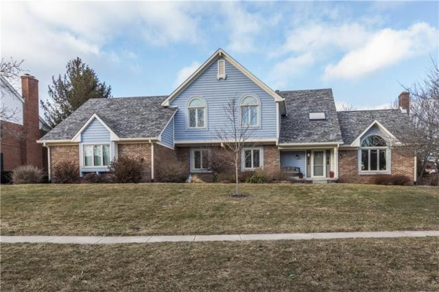 1920 Mulsanne Drive, Zionsville, IN 46077 (MLS #21618369) :: Mike Price Realty Team - RE/MAX Centerstone