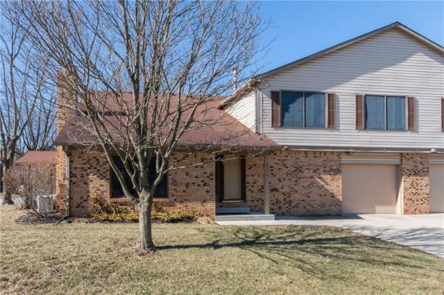 8316 Chapel Pines Drive, Indianapolis, IN 46234 (MLS #21618373) :: Richwine Elite Group
