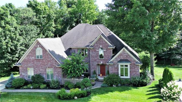 13443 Chrisfield Lane, Mccordsville, IN 46055 (MLS #21618380) :: Mike Price Realty Team - RE/MAX Centerstone