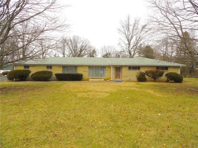 530 Rainbow Lane, Indianapolis, IN 46260 (MLS #21618453) :: Mike Price Realty Team - RE/MAX Centerstone