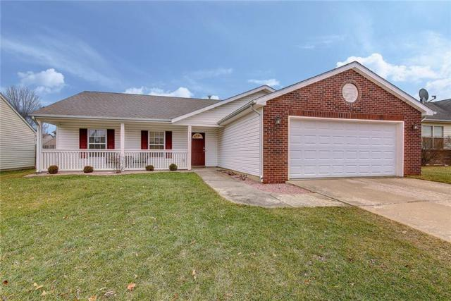 4127 Spinel Street, Lafayette, IN 47909 (MLS #21618461) :: The ORR Home Selling Team