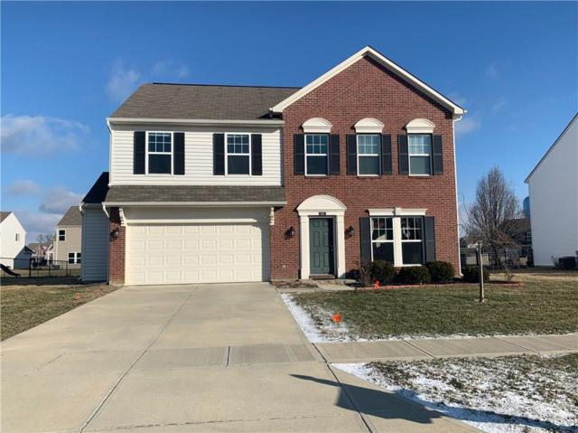 1242 Apryl Drive, Greenwood, IN 46143 (MLS #21618464) :: The Indy Property Source