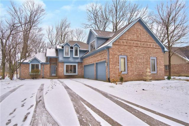 649 Hamlet Drive, Avon, IN 46123 (MLS #21618470) :: The ORR Home Selling Team