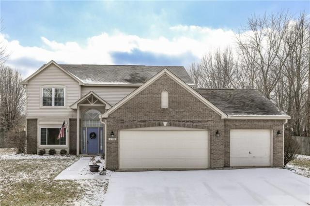 2931 Curry Lane, Carmel, IN 46033 (MLS #21618473) :: Mike Price Realty Team - RE/MAX Centerstone