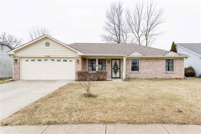 3046 Carlsbad Lane, Indianapolis, IN 46241 (MLS #21618476) :: Mike Price Realty Team - RE/MAX Centerstone